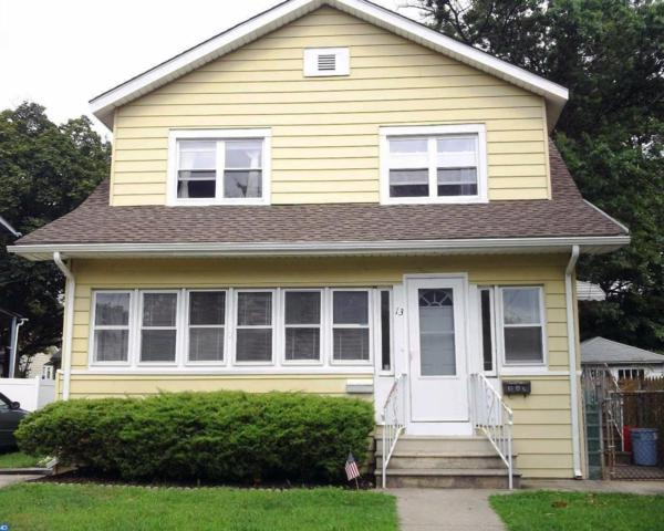 13 E Greenwood Avenue, Oaklyn, NJ 08107 (MLS #7020281) :: The Dekanski Home Selling Team