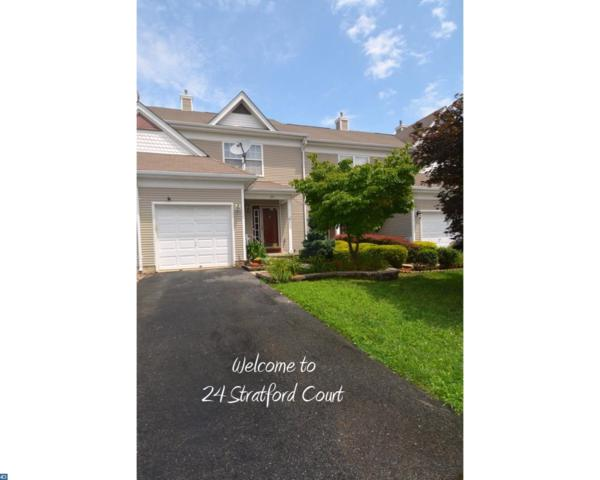 24 Stratford Court, Burlington Township, NJ 08016 (MLS #7022479) :: The Dekanski Home Selling Team