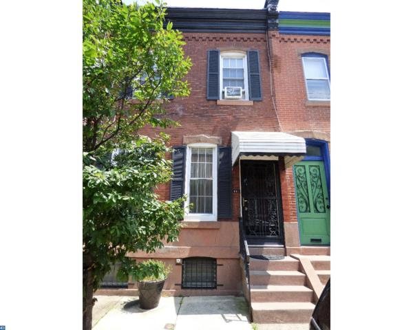 851 N Ringgold Street, Philadelphia, PA 19130 (#7022711) :: City Block Team