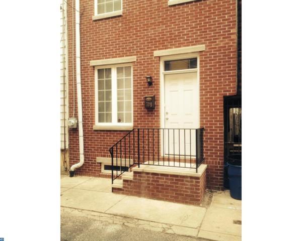 708 S Delhi Street, Philadelphia, PA 19147 (#7023373) :: City Block Team