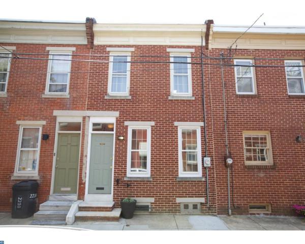 2212 Kater Street, Philadelphia, PA 19146 (#7023753) :: City Block Team