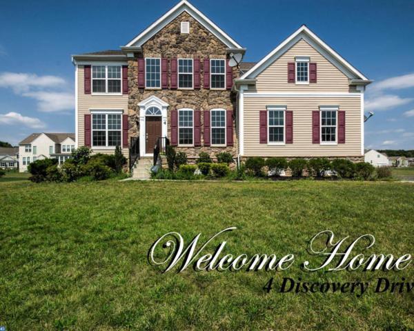 4 Discovery Drive, East Windsor, NJ 08520 (MLS #7026320) :: The Dekanski Home Selling Team
