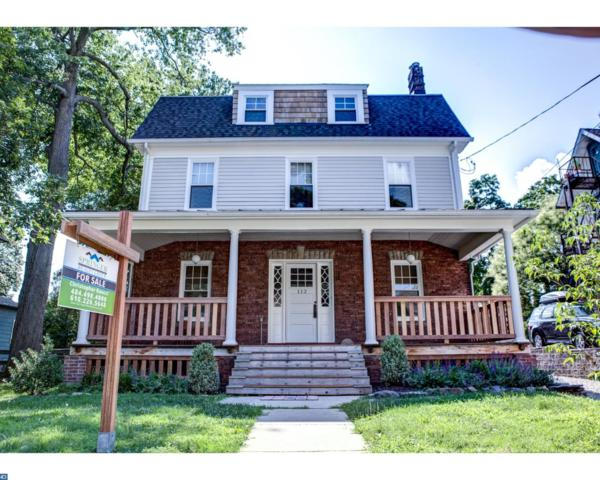112 Dudley Avenue, Narberth, PA 19072 (#7029113) :: RE/MAX Main Line