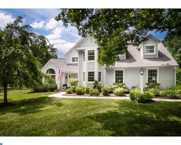 1 Baldwin Court, Pennington, NJ 08534 (MLS #7029824) :: The Dekanski Home Selling Team