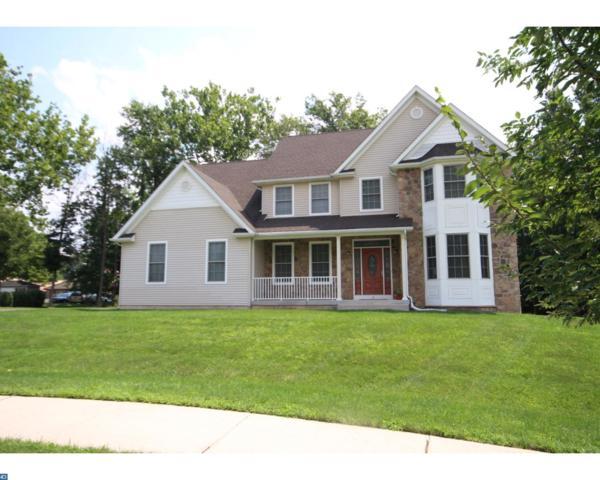 3 Rose Everett Court, Hamilton Township, NJ 08690 (MLS #7030794) :: The Dekanski Home Selling Team