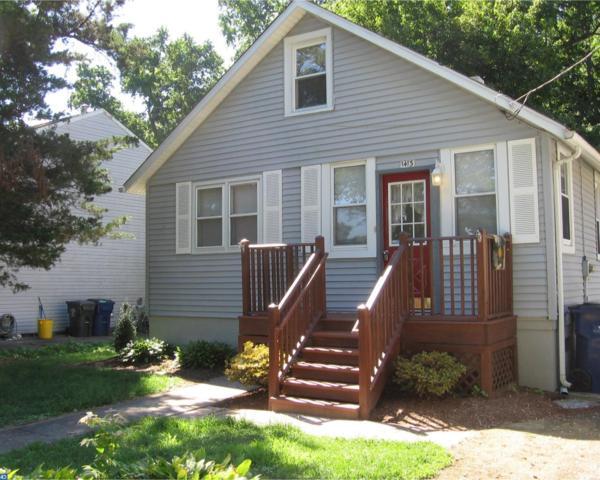 1413 Spruce Avenue, Voorhees, NJ 08043 (MLS #7031126) :: The Dekanski Home Selling Team