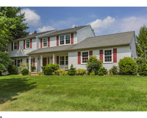 41 Nassau Drive, Lawrence, NJ 08648 (MLS #7032242) :: The Dekanski Home Selling Team