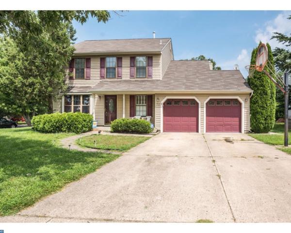 43 Long Bow Drive, Sewell, NJ 08080 (MLS #7032691) :: The Dekanski Home Selling Team