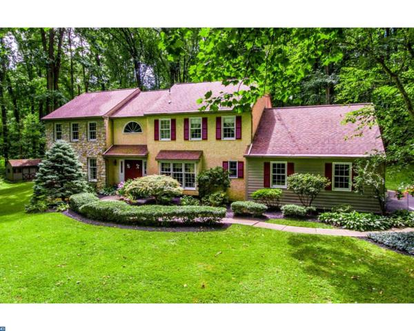 1610 Oak Hill Road, Chester Springs, PA 19425 (#7034922) :: The Kirk Simmon Property Group