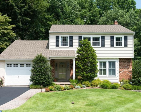 132 Princeton Road, Exton, PA 19341 (#7035862) :: The Kirk Simmon Property Group