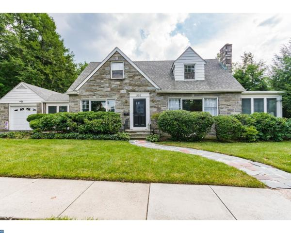 500 W Crystal Lake Avenue, Haddonfield, NJ 08033 (#7036154) :: The Katie Horch Real Estate Group