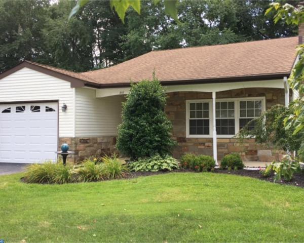 207 Huntington Drive, Southampton, NJ 08088 (#7036552) :: The Katie Horch Real Estate Group