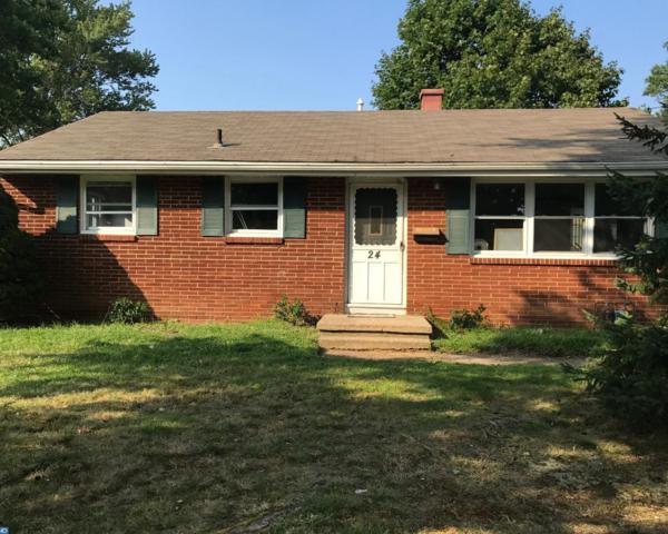 24 Jean Drive, Hamilton, NJ 08690 (MLS #7036685) :: The Dekanski Home Selling Team
