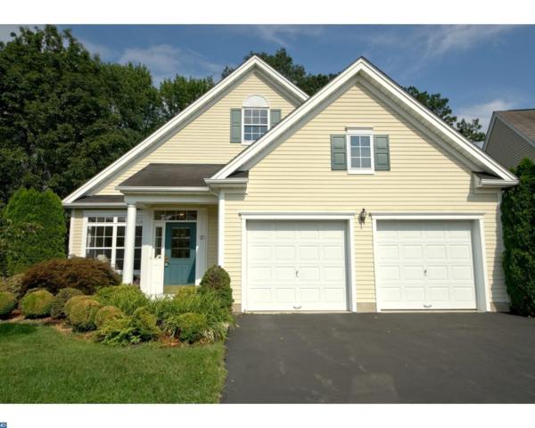 121 Tunicflower Lane, West Windsor, NJ 08550 (MLS #7036830) :: The Dekanski Home Selling Team