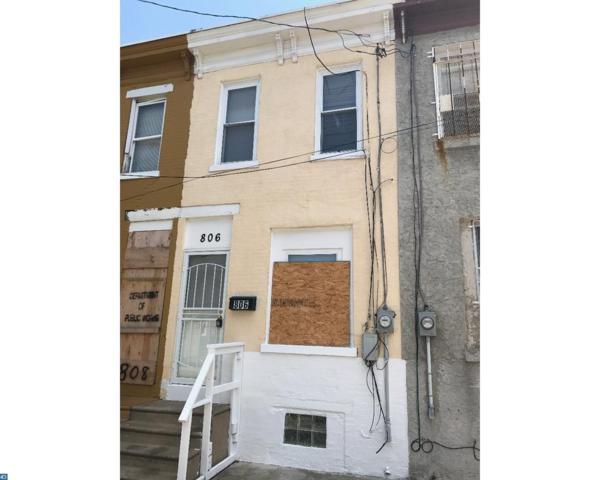 806 Line Street, Camden, NJ 08103 (MLS #7037828) :: The Dekanski Home Selling Team
