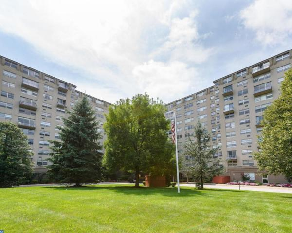 1030 E Lancaster Avenue #519, Bryn Mawr, PA 19010 (#7039117) :: Hardy Real Estate Group