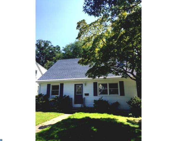 1644 Chestnut Avenue, Haddon Heights, NJ 08035 (MLS #7039971) :: The Dekanski Home Selling Team