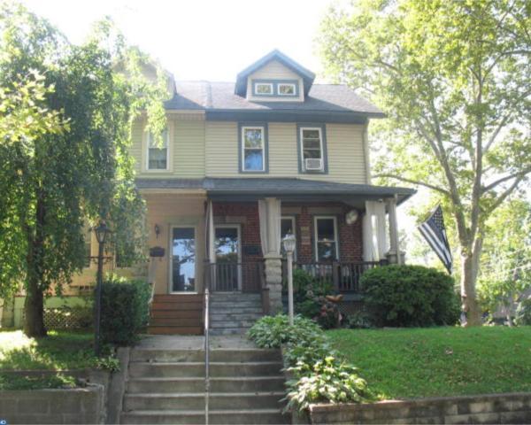 622 Sycamore Terrace, Haddon Heights, NJ 08035 (MLS #7040238) :: The Dekanski Home Selling Team