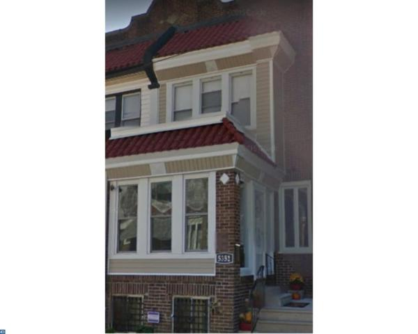 5352 Irving Street, Philadelphia, PA 19139 (#7041156) :: Hardy Real Estate Group