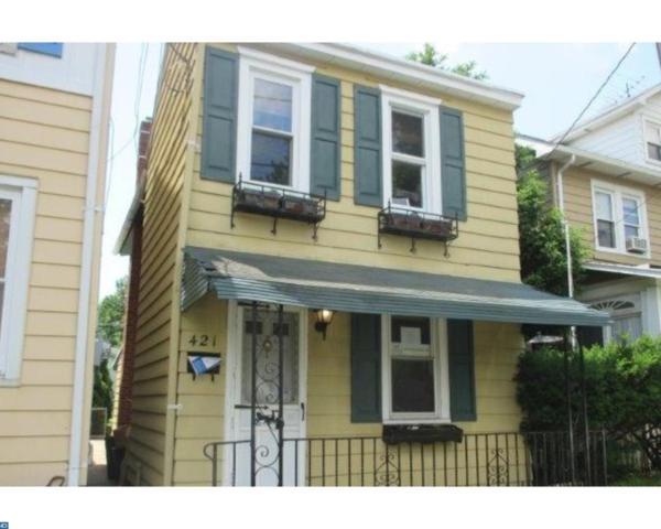 421 Woodland Street, Trenton, NJ 08610 (MLS #7041577) :: The Dekanski Home Selling Team
