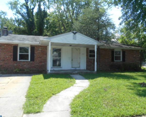 502 Lestershire Drive, Sewell, NJ 08080 (MLS #7042425) :: The Dekanski Home Selling Team