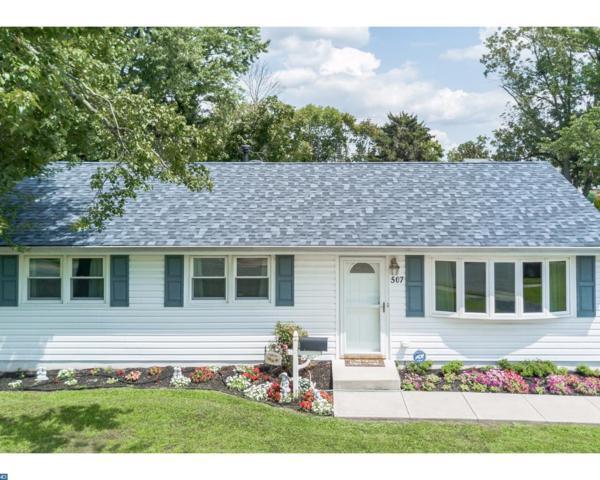 507 Buckingham Drive, Sewell, NJ 08080 (MLS #7043673) :: The Dekanski Home Selling Team