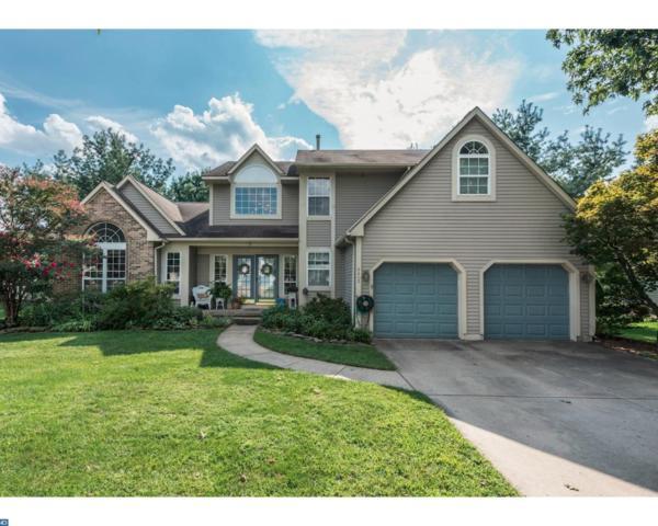 2203 Berwick Drive, Cinnaminson, NJ 08077 (MLS #7046521) :: The Dekanski Home Selling Team
