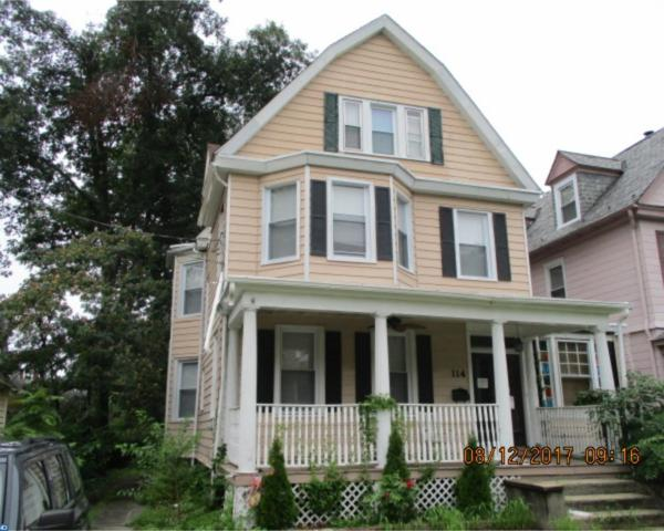 114 N Centre Street, Merchantville, NJ 08109 (MLS #7046631) :: The Dekanski Home Selling Team