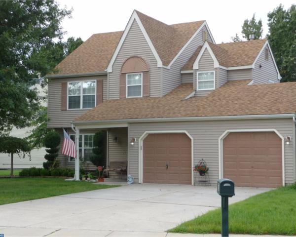 5 Winners Circle, Glassboro, NJ 08028 (MLS #7046820) :: The Dekanski Home Selling Team