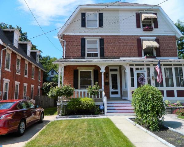 215 Hunter Street, Woodbury, NJ 08096 (MLS #7046959) :: The Dekanski Home Selling Team