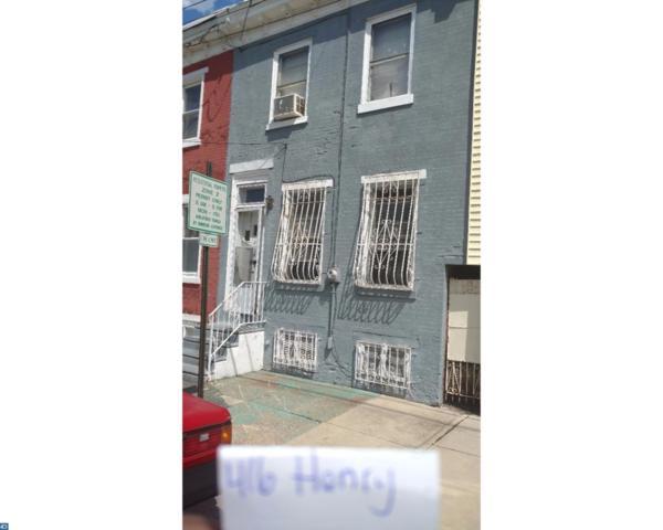 416 Henry Street, Camden, NJ 08103 (MLS #7047430) :: The Dekanski Home Selling Team