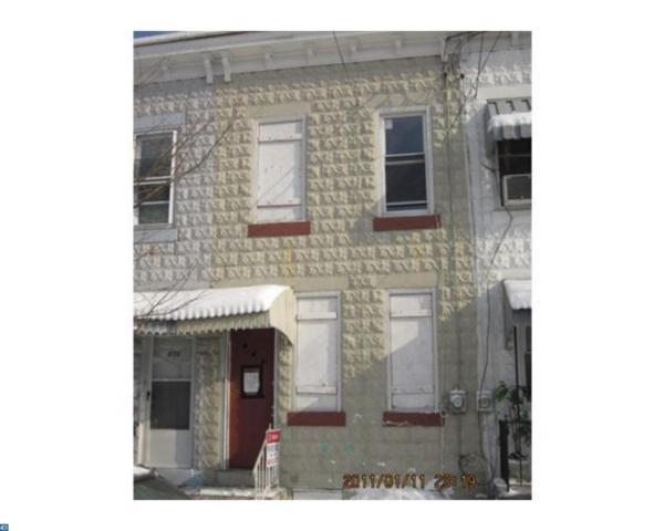 602 Franklin Street, Trenton, NJ 08611 (MLS #7048651) :: The Dekanski Home Selling Team