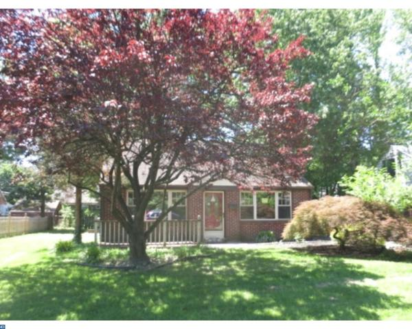 1212 Mercer Drive, Haddonfield, NJ 08033 (MLS #7048969) :: Carrington Real Estate Services