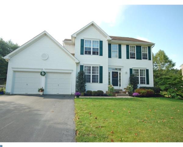 7 Eastwood Drive, EAST WINDSOR TWP, NJ 08520 (MLS #7049582) :: The Dekanski Home Selling Team