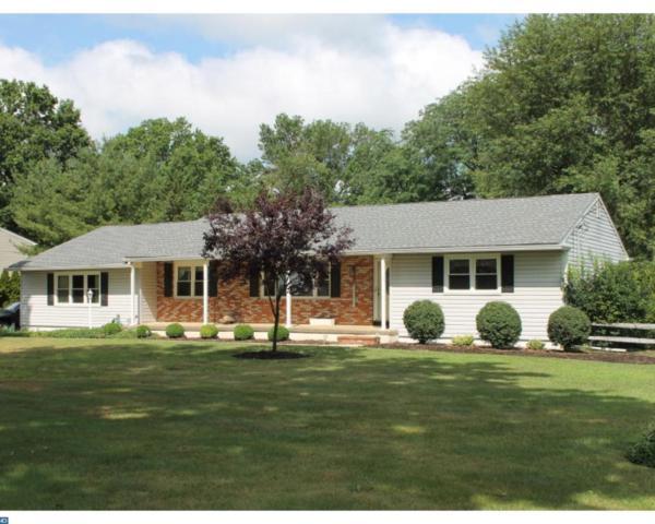 8 Westwood Drive, Ewing, NJ 08628 (MLS #7050693) :: The Dekanski Home Selling Team