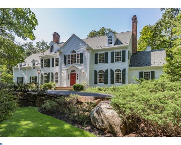 48 Oakridge Court, Princeton, NJ 08540 (MLS #7050744) :: The Dekanski Home Selling Team
