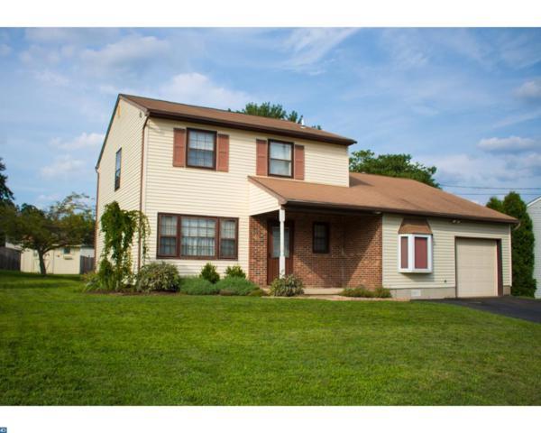 82 Bunker Hill Road, Lawrenceville, NJ 08648 (MLS #7051282) :: The Dekanski Home Selling Team