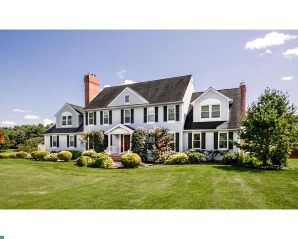 2 Fox Run Road, Pennington, NJ 08534 (MLS #7051629) :: The Dekanski Home Selling Team