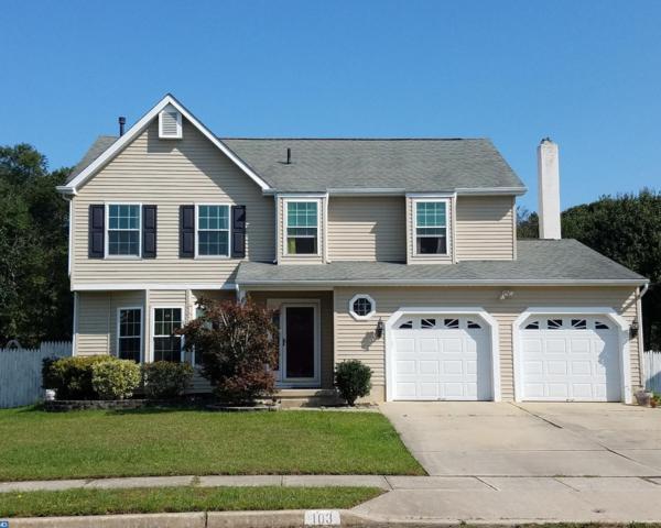 103 Glasgow Road, Williamstown, NJ 08094 (MLS #7052261) :: The Dekanski Home Selling Team