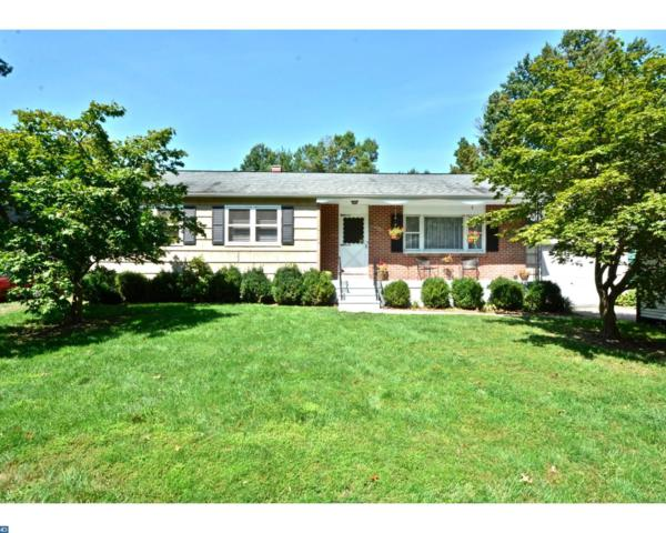 38 Rockland Road, Ewing, NJ 08638 (MLS #7052287) :: The Dekanski Home Selling Team