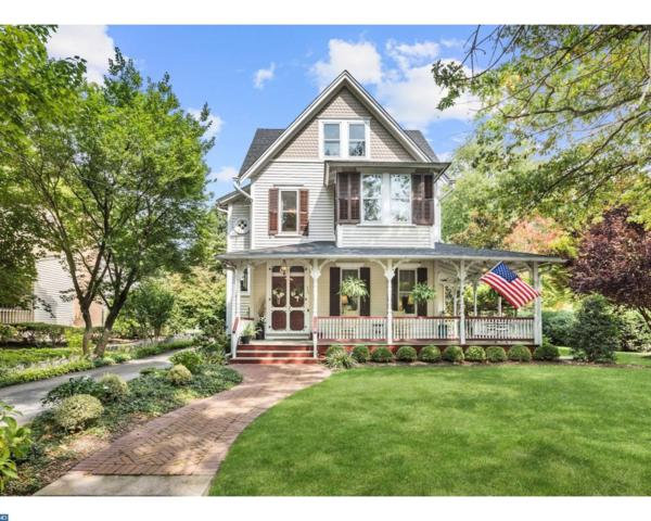 325 Chestnut Street, Moorestown, NJ 08057 (MLS #7052344) :: The Dekanski Home Selling Team