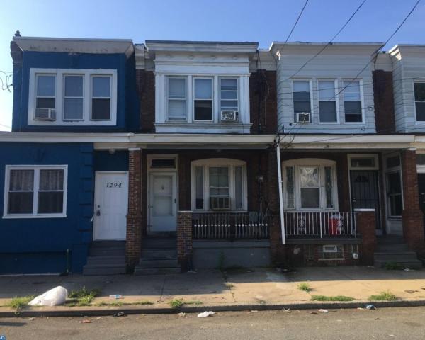 1292 Chase Street, Camden, NJ 08104 (MLS #7052588) :: The Dekanski Home Selling Team