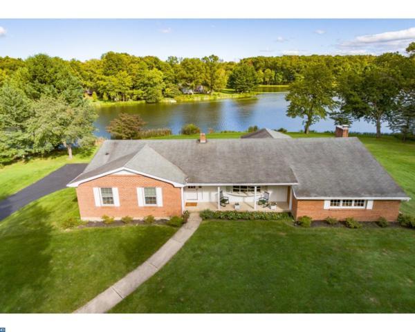 57 W Shore Drive, Pennington, NJ 08534 (MLS #7052641) :: The Dekanski Home Selling Team