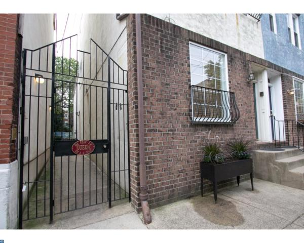 336 Queen Street A, Philadelphia, PA 19147 (#7052903) :: City Block Team
