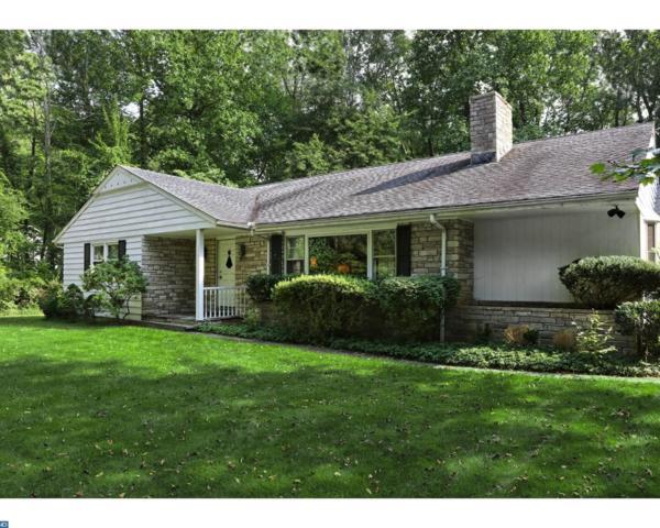 160 Ridgeview Circle, Princeton, NJ 08540 (MLS #7053615) :: The Dekanski Home Selling Team