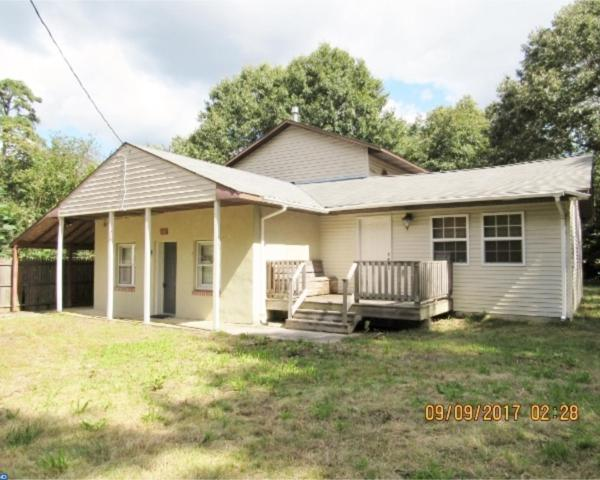 156 Spring Road, Millville, NJ 08332 (MLS #7053889) :: The Dekanski Home Selling Team