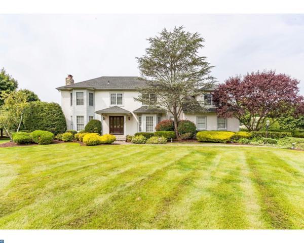 709 Dominion Drive, Moorestown, NJ 08057 (MLS #7054183) :: The Dekanski Home Selling Team