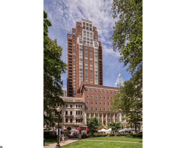 130 S 18TH Street #1703, Philadelphia, PA 19103 (#7054648) :: City Block Team