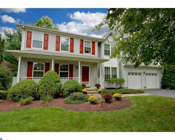 12 Hibiscus Lane, Robbinsville, NJ 08691 (MLS #7055078) :: The Dekanski Home Selling Team