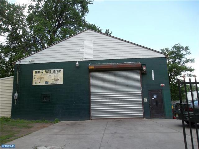 120 E 28TH Street, Camden, NJ 08105 (MLS #7055170) :: The Dekanski Home Selling Team